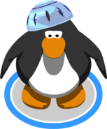 Pufflescape Ball Cap in-game