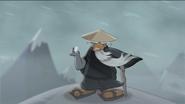 Sensei in a Blizzard