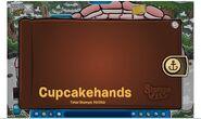 Album de estampillas de Cupcakehands