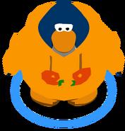 Cangurito de Puffito Naranja juego