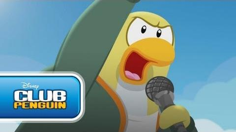 Club Penguin - La Penguin Band - Anchors Aweigh (¡Disponible en iTunes!)-0