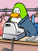 Gift Shop Manager | Club Penguin Wiki | FANDOM powered by Wikia