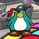 Penguin-Pal Cadence's Background
