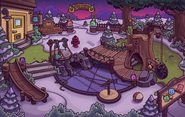 The Fair 2015 Puffle Park