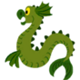 Decal Sea Dragon icon