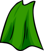 Green Cape icon