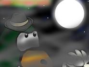Misty night 2