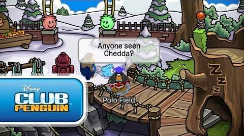 Puffle Party 2014 Sneak Peek - Club Penguin
