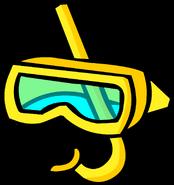 Yellow Snorkel