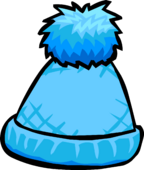 Blue Pom Pom Toque clothing icon ID 1104