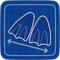 Blueprint Pro Swimfins icon