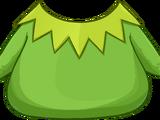 Disfraz de Kermit, la Rana