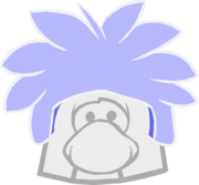Gorro de Puffle Fantasma icono