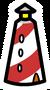 Lighthouse Pin