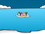 Broken Iceberg part