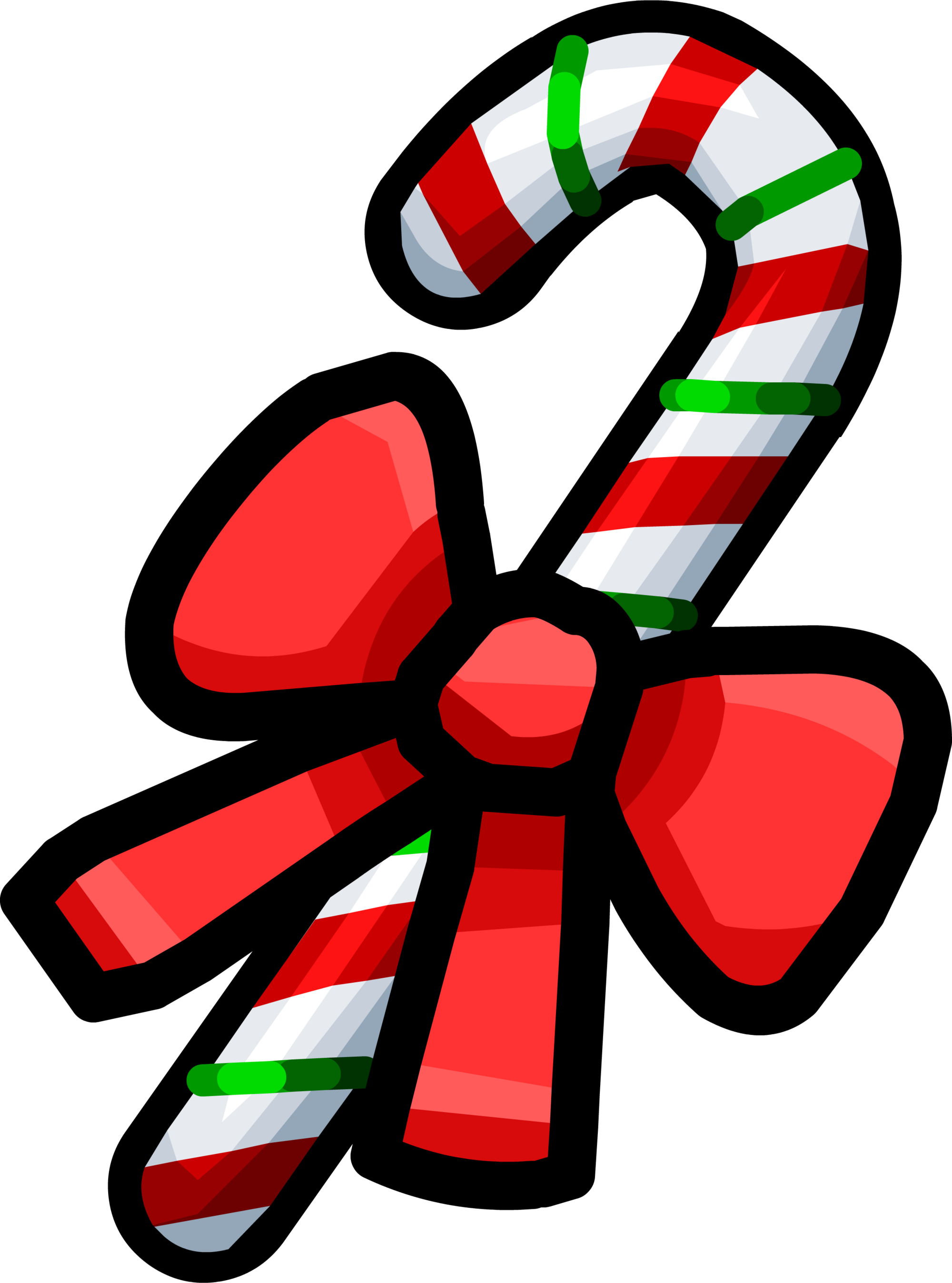 Image - Treasure Hunt candy cane.png   Club Penguin Wiki ...