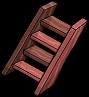 Escalera de Madera iconoo