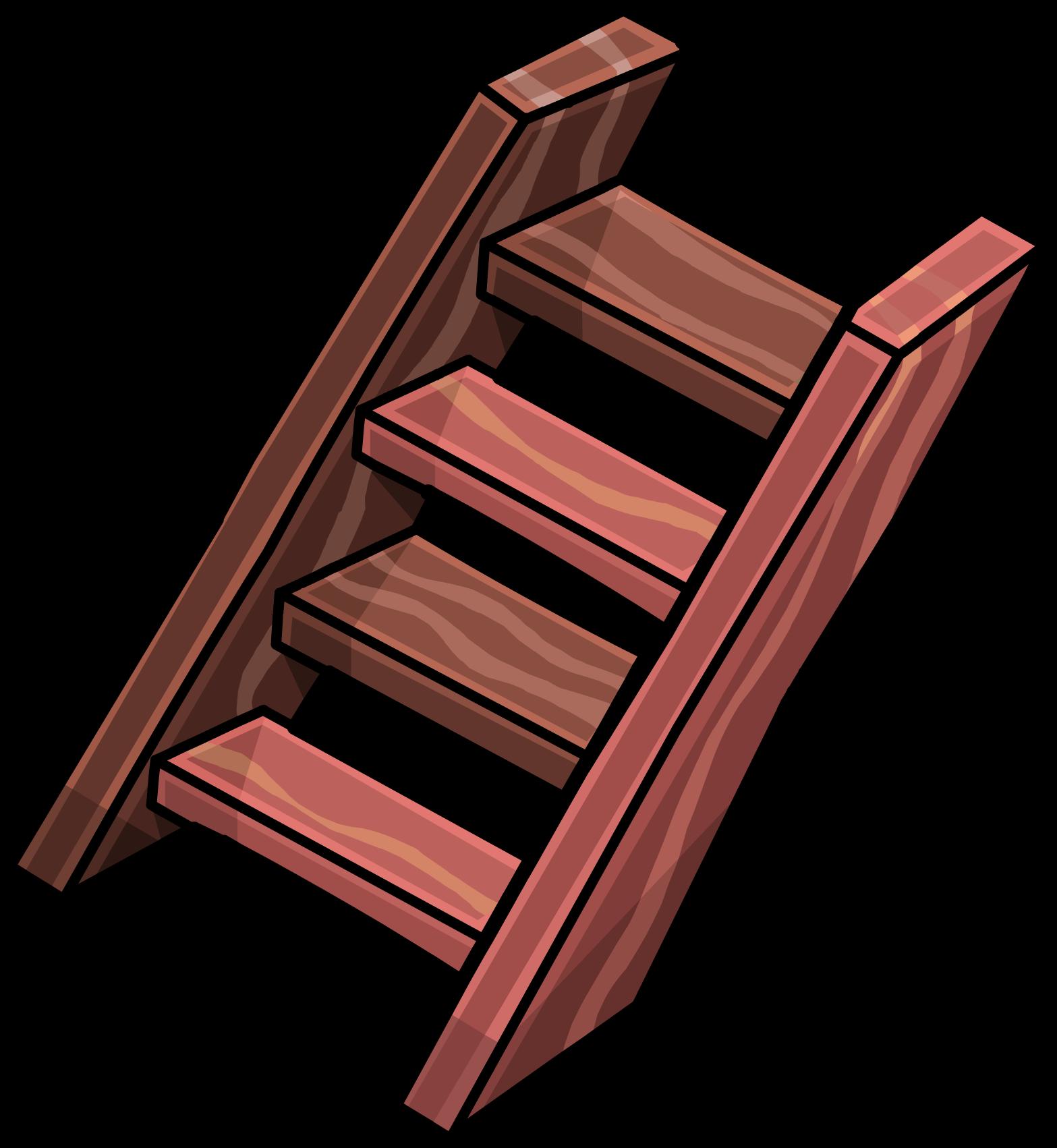 Escalera de madera club penguin wiki fandom powered by - Escalera madera ...