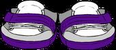 Franky Purple Kicks clothing icon ID 6079