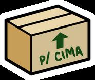 Pin de Caja de Cartón pt