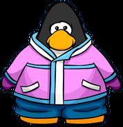 PinkSnowsuitPlayercard