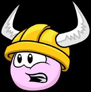 Pink PuffleViking