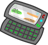 Slider Cell icon (2014)