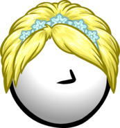 Snow Fairy Hair clothing icon ID 1091