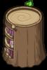 Stump Bookcase sprite 034
