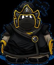 Uniforme Ninja Sombras