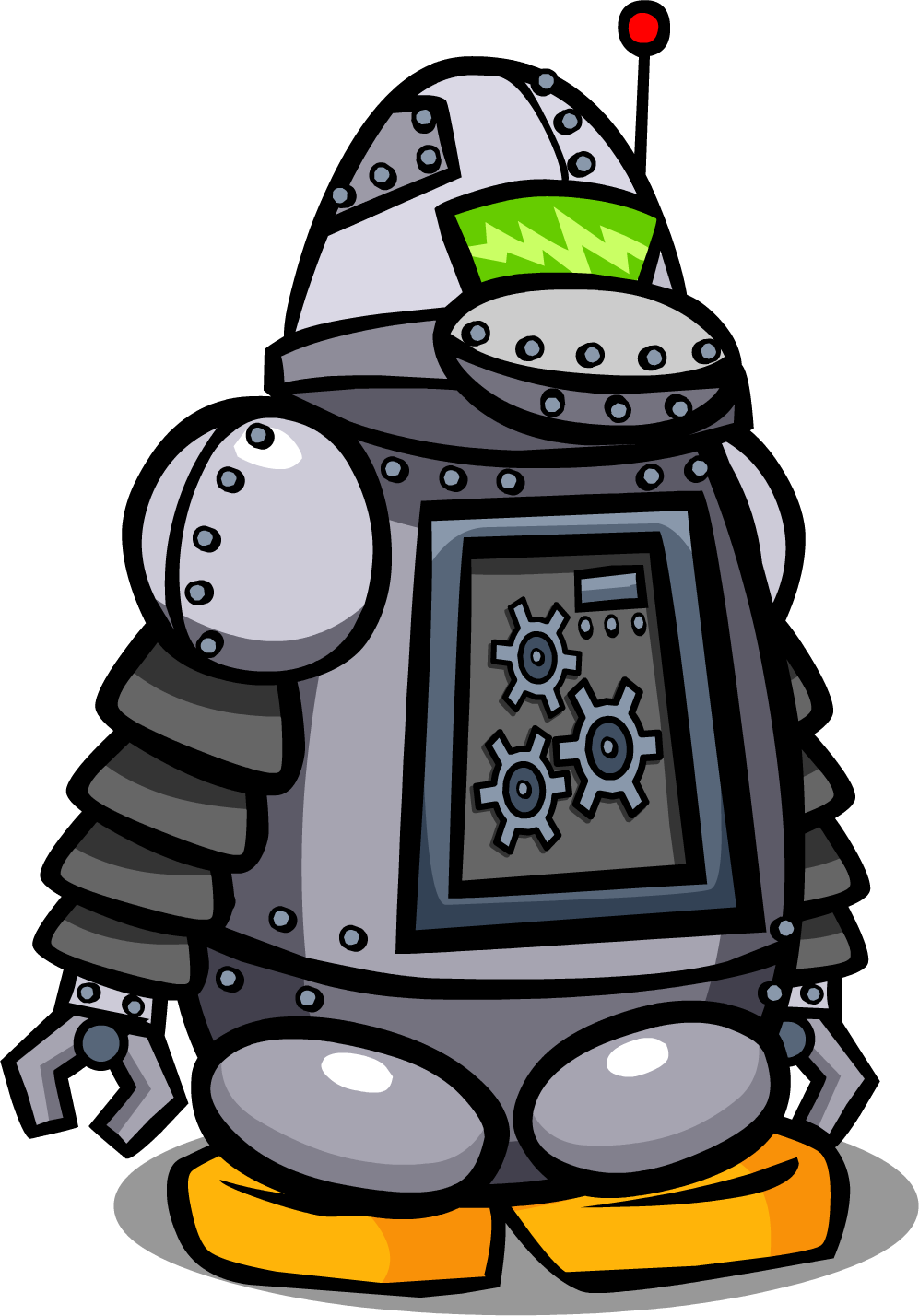 Image result for robot costume club penguin