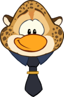 Clawhauser Mask icon