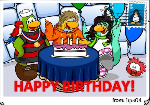 Dps04 birthday card