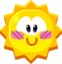 Luz solar emoji