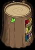 Stump Bookcase sprite 055