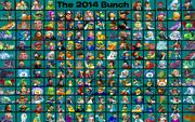 The2014BunchPhineas99cpGiftNewYears2015