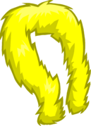 Yellow Feather Boa icon