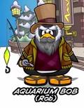 Aquarium bob