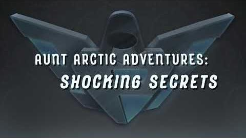 Aunt Arctic Adventures Shocking Secrets - Official Trailer Disney Club Penguin Island