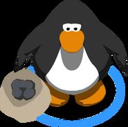 Bag of Coal in-game