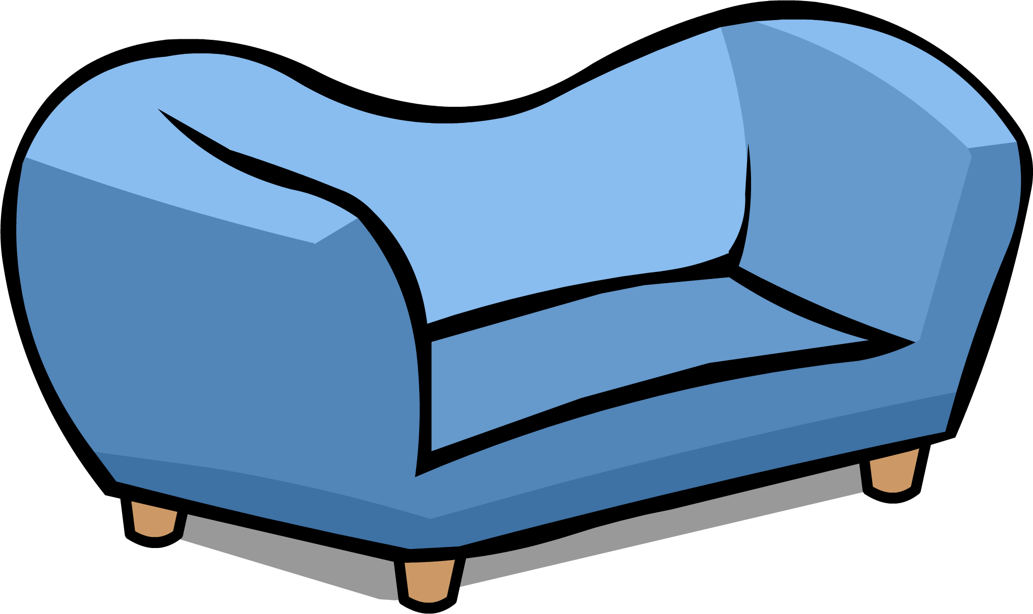 Blue Couch sprite 008