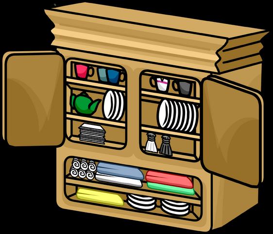 Image Cabinet sprite 009png Club Penguin Wiki FANDOM powered