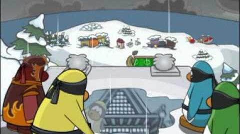 Club Penguin Card-Jitsu Agua video