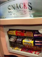 Club Penguin HQ Snacks