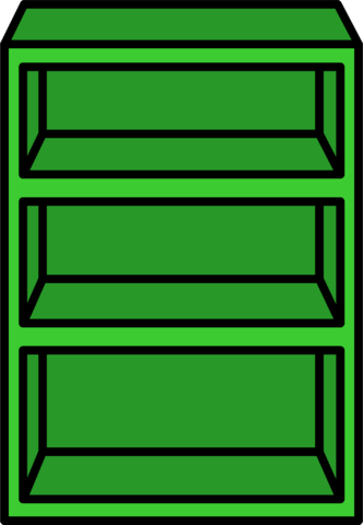 File:Green Bookcase.png