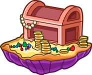 Loot Island in Rockhopper's Mind