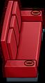 Red Designer Couch sprite 025