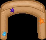Sand Castle Arch sprite 001