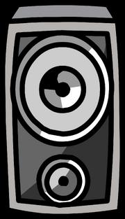Altavoz icono