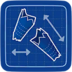 Blueprint Palm Leaf Wraps icon